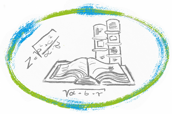 Lernen Buecher Formeln