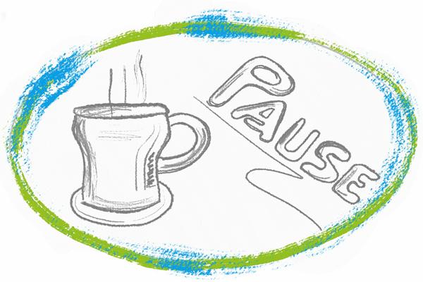 Pause Tee Kaffe